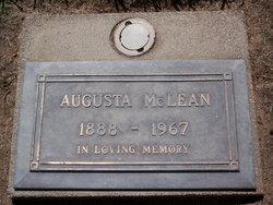 Augusta Paulina <i>Ochs</i> McLean