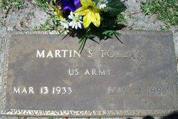 Martin Samuel Junior Tollar