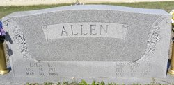 Lula B. Whitie <i>Rust</i> Allen