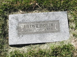 Ruth Ester Nolte