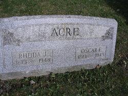 Rhoda J <i>Mundell</i> Acre