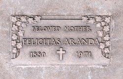 Felicitas <i>Herrera</i> Aranda