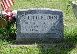 Don A. Littlejohn