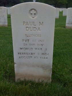 Paul M Duda