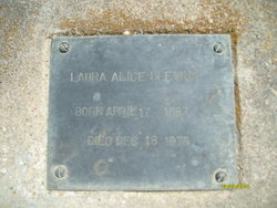 Laura Alice Alice <i>Atterberry</i> Blevins