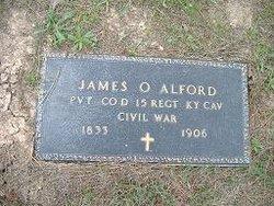 James O. Alford