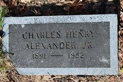 Charles Henry Alexander, Jr