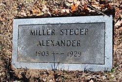 Miller Steger Alexander