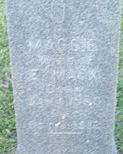 Maggie <i>Sorrell</i> Mack