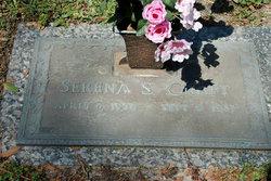 Serena Elizabeth <i>Smith</i> Craft