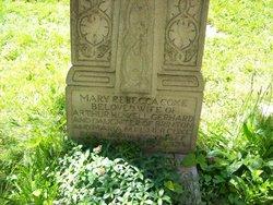 Mary Rebecca <i>Coxe</i> Gerhard
