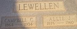 Campbell C. Lewellen