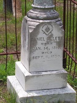 Daniel Gillett