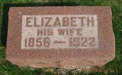 Elizabeth <i>Matthiesen</i> Burr