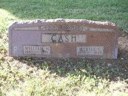 Myrtle C. <i>Jordan</i> Cash