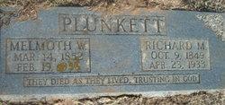 Melmoth Winn <i>Kimbrel</i> Plunkett