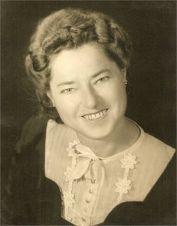Cora Ann <i>Bair</i> Mitchell