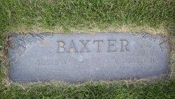 Edward Henry Baxter