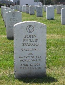 John Phillip Spargo