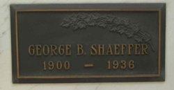 George B Shaeffer