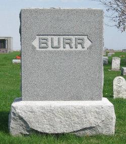 Mabel Emma <i>Voge</i> Burr