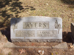 Fannie A. Ayers