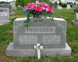 Thelma Evelyn <i>Wilson</i> Housden