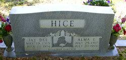 Alma E. <i>Black</i> Hice