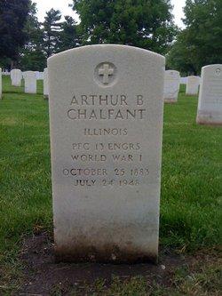 Arthur B Chalfant