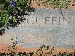 Martha Olivia <i>Quinney</i> McGuffin