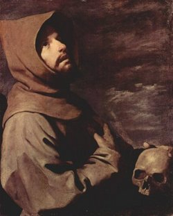 Saint Francis Francesco of Assisi