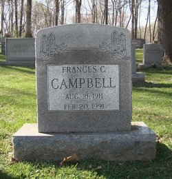 Frances C Campbell