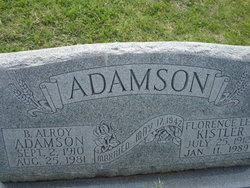 B. Alroy Adamson