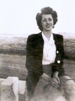 Dorothy Arlene <i>Sommers</i> Tillinghast
