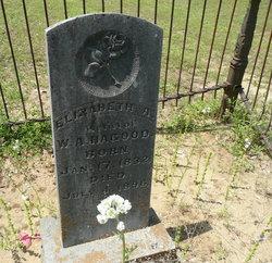 Elizabeth A. Hagood