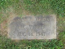 Ernest C. Adams