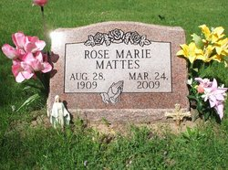 Rose Marie Mattes
