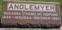 Benjamin Franklin Frank Anglemyer