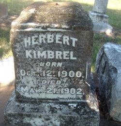 Herbert Kimbrel