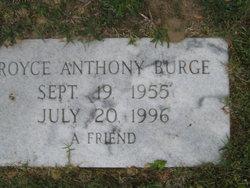 Royce Anthony Burge