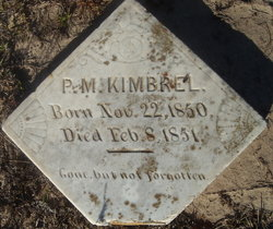 Philip Monroe Kimbrel