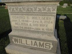 Edmund B Williams