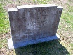 Joseph Franklin Adams