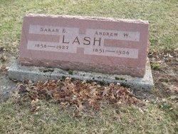 Andrew W Lash