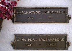 Donald Wayne Brotemarkle