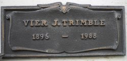 Vier J. Trimble