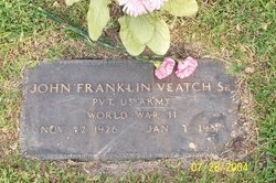 John Franklin Veatch, Sr