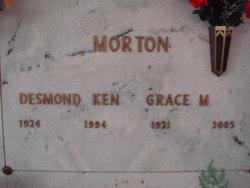 Ken Desmond Morton