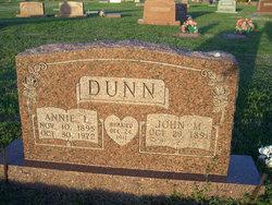 Annie Loretta <i>Wright</i> Dunn