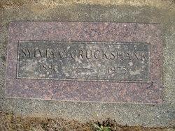 Sylvia Clarinda <i>Lee</i> Cruckshank